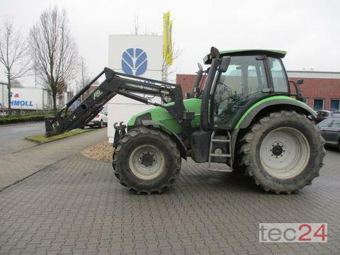 Deutz-Fahr Agrotron 115 MK3 Frontlader Baujahr 2003