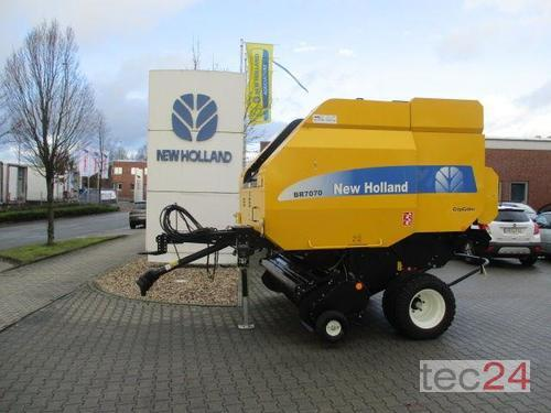New Holland BR 7070 CropCutter