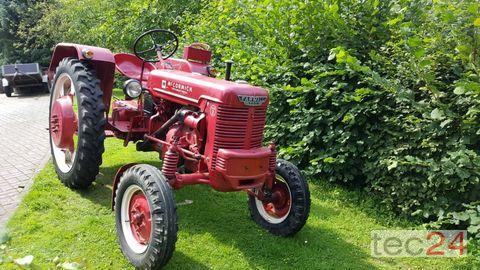 McCormick Farmall Ded3 Year of Build 1954 Altenberge