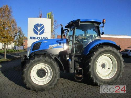 New Holland T 7.200 Auto Command Baujahr 2012 Altenberge