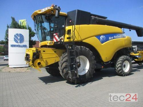 New Holland CR 9060 Allrad