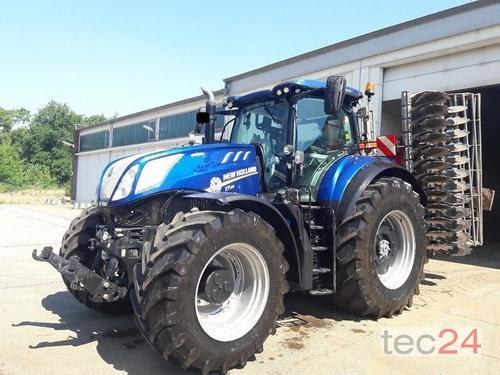 New Holland T 7.315 Auto Command Année de construction 2016 Altenberge