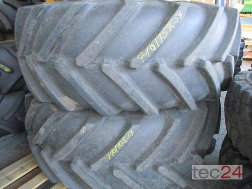 Michelin 2 X Megaxbib 710/75 R34 Altenberge