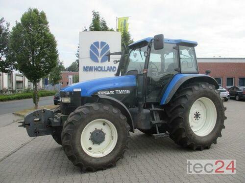 New Holland TM 115