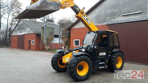 JCB 536-60 Agri Super anno di costruzione 2013 Altenberge