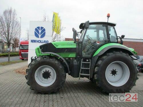 Deutz-Fahr Agrotron 630 TTV Anul fabricaţiei 2011 Altenberge