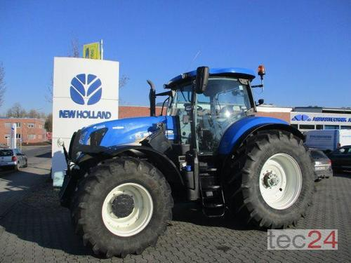 New Holland T 7.220 Auto Command Chargeur frontal Année de construction 2015