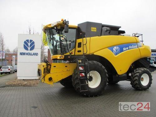 New Holland CR 9070 Elevation Rok výroby 2008 Pohon ctyr kol