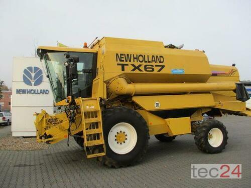 New Holland TX 67 Baujahr 1999 Altenberge