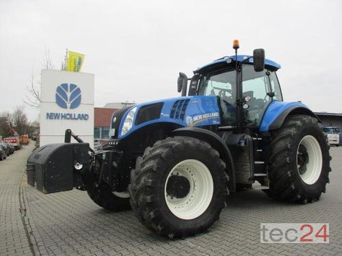 New Holland T 8.300 Auto Command Anul fabricaţiei 2014 Altenberge