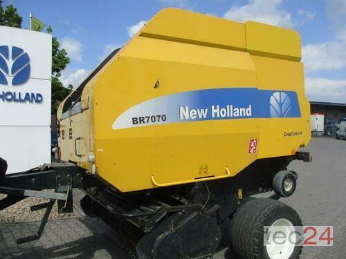 New Holland BR 7070 Baujahr 2010 Altenberge