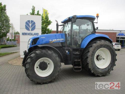 New Holland T 7.220 Auto Command Year of Build 2014 4WD
