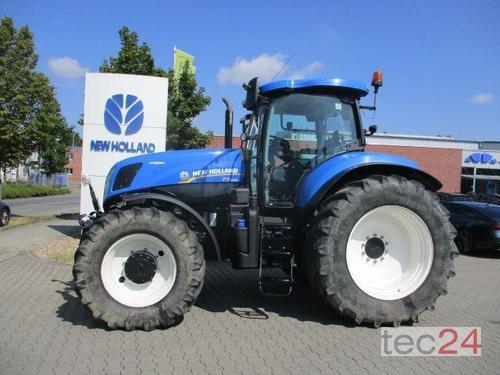 New Holland T 7.220 Auto Command Anul fabricaţiei 2013 Altenberge