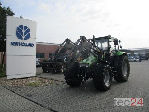 Deutz-Fahr DX 4.57 Front Loader Year of Build 1992