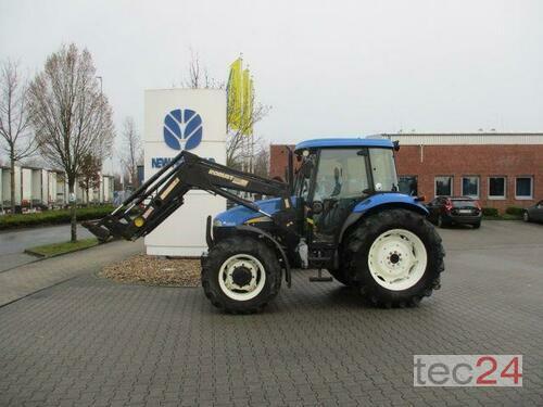 New Holland TD 5040 Chargeur frontal Année de construction 2008