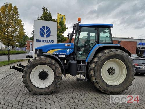 New Holland TM 175 Year of Build 2005 4WD