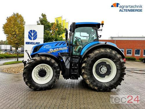 New Holland T 7.290 HD Årsmodell 2016 4-hjulsdrift