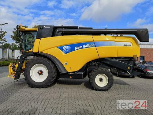 New Holland CX 8050 Allrad