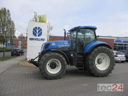 New Holland T 7.270 Auto Command Anul fabricaţiei 2012 Altenberge