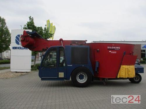 Mayer Siloking Sf 12 Selbstfahrer Année de construction 2006 Altenberge