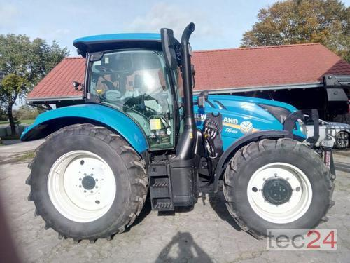 New Holland T 6.155 Dynamic Command Frontlaster Årsmodell 2018