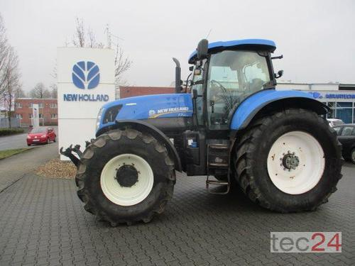 New Holland T 7.270 Auto Command Année de construction 2012 Altenberge