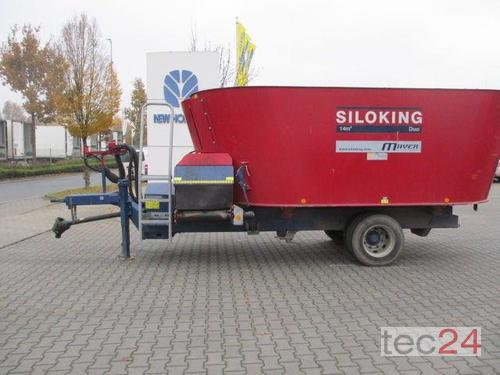 Fütterungstechnik Mayer Siloking - Mayer Siloking Duo 14 T