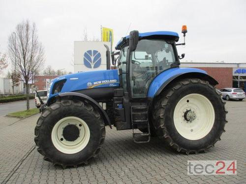 New Holland T 7.220 Auto Command Årsmodell 2015 Altenberge