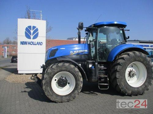 New Holland T 7.270 Auto Command Rok výroby 2013 Altenberge