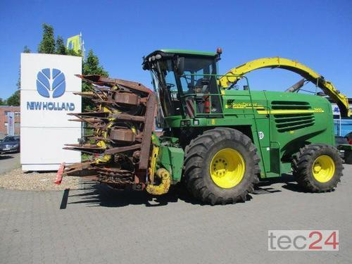 John Deere 7400 Year of Build 2007 4WD