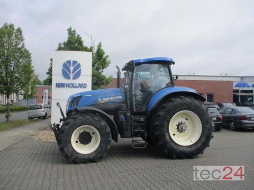 New Holland T 7.220 Auto Command Baujahr 2013 Altenberge