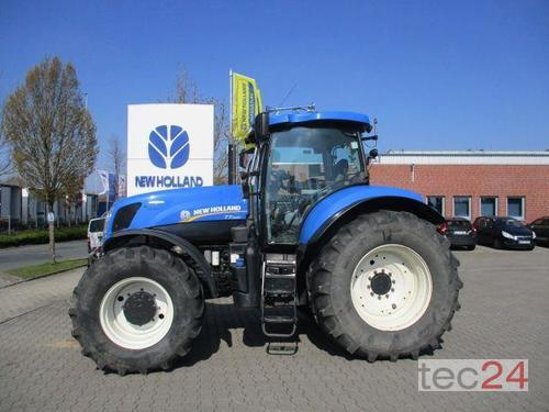 New Holland T 7.220 Auto Command Baujahr 2012 Altenberge