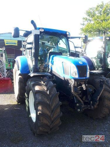New Holland T6.140 Ac Baujahr 2016 Altenberge