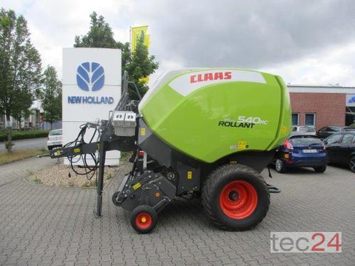 Claas Rollant 540 RC Comfort
