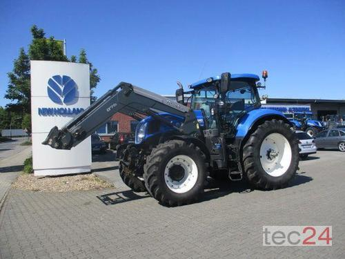 New Holland T 7.200 Auto Command Chargeur frontal Année de construction 2015