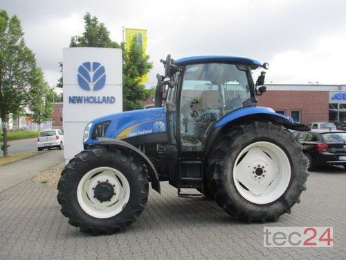 New Holland T6010 SuperSteer