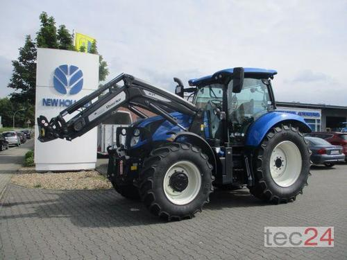 New Holland T 6.155 Dynamic Command Frontlader Baujahr 2018