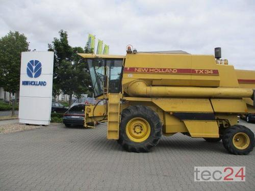 New Holland TX 34 Baujahr 1987 Altenberge