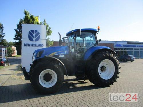 New Holland T 7030 Power Command Baujahr 2009 Altenberge