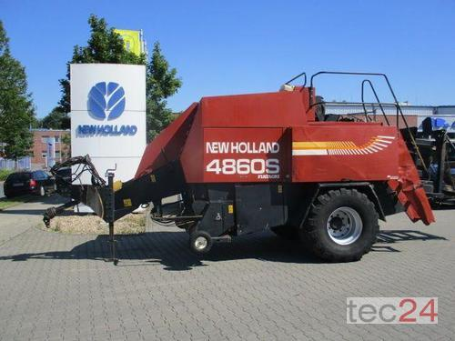 New Holland 4860 S