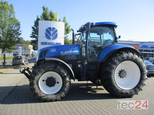 New Holland T 7.270 Auto Command Year of Build 2012 Altenberge