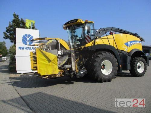New Holland FR 480 Baujahr 2016 Allrad