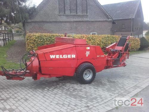 Welger Ap 630 Year of Build 1991 Altenberge