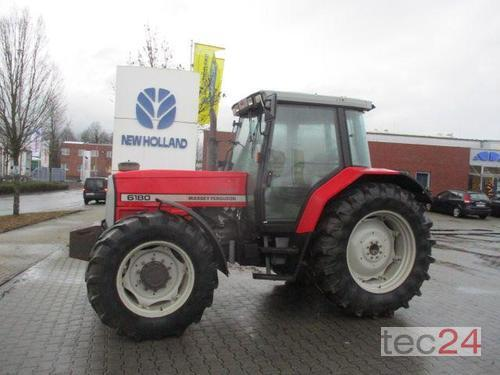 Massey Ferguson MF 6180 Dynashift Year of Build 1997 4WD