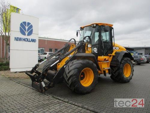 JCB 418 S Year of Build 2015 4WD