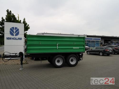 Reisch Rt-130 Tandem Dreiseitenkipper Year of Build 2020 Altenberge