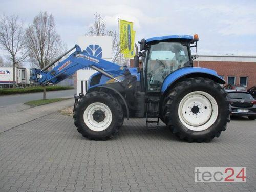 New Holland T 6090 Frontlader Baujahr 2012