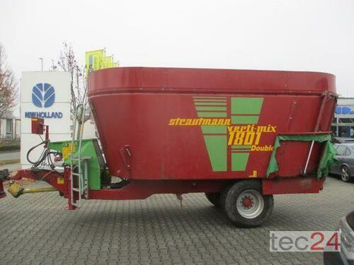 Strautmann Verti-Mix 1801 Double Έτος κατασκευής 2013 Altenberge