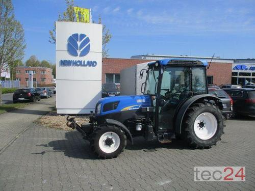 New Holland T4030 N Supersteer Årsmodell 2012 4-hjulsdrift