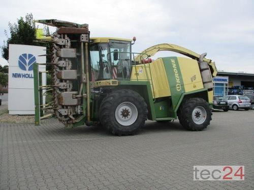 Krone Bigx V8 anno di costruzione 2006 4 Trazione Ruote